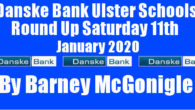Danske Bank Ulster Schools' Round Up Saturday 11th January 2020 To follow INTOUCH RUGBY on Facebook CLICK HERE to Follow InTouch Schools & Clubs Rugby in Ulster & Lifestyle Specials […]