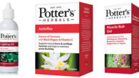 So Good For Athletes… Potter's Herbals, Activflex / Muscle Rub Gel & Comfrey Oil ! www.pottersherbals.co.uk Actiflex (which supports normal bone and cartilage function and helps maintain joint flexibility) Muscle […]