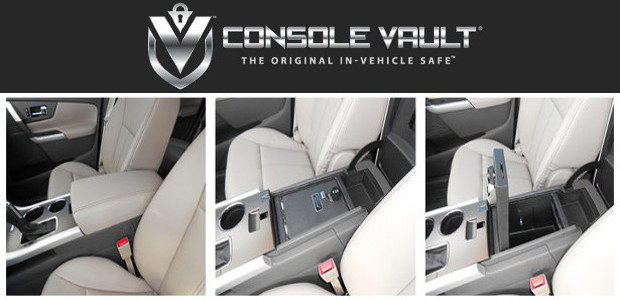 The eligible winner will be able to choose a Console Vault In-Vehicle Safe that is available and listed on the website. Please go to www.consolevault.com and the SHOP BY VEHICLE […]