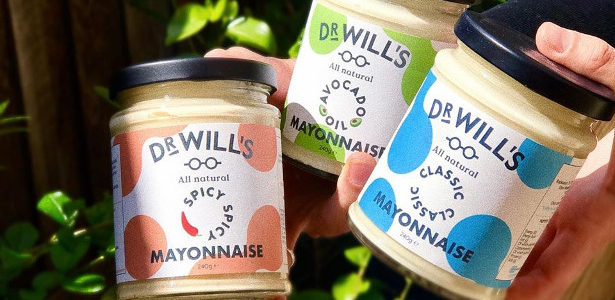 Dr Will's All Natural Condiments Classic Mayonnaise, Spicy Mayonnaise and Avocado Oil Mayonnaise www.dr-wills.com FACEBOOK | TWITTER | INSTAGRAM In a market saturated with bland, tasteless mayonnaise, the team behind […]