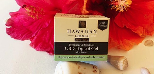 For Valentines Day, Hawaiian Choice CBD Topical Gel is great as it's used for massages in spas including at the Four Seasons, Grand Hyatt, Marriott . The jellies are good […]