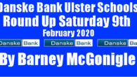 Danske Bank Ulster Schools' Round Up Saturday 8th February 2020 To follow INTOUCH RUGBY on Facebook CLICK HERE to Follow InTouch Schools & Clubs Rugby in Ulster & Lifestyle Specials […]