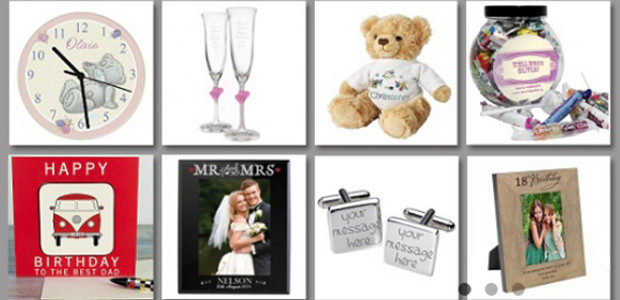 SO MANY VALENTINE'S PRESENTS IDEAL FOR HIM OR FOR HER!!!!!!! Check These Out! www.happinessisagift.co.uk Personalised Rose Gold Mesh Strapped Watch With White Dial Personalised Necklace Pink Leather Gardening Gloves Personalised […]