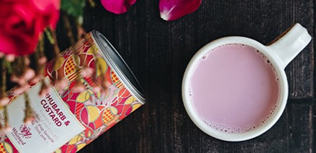 Make It A Totally Luxurious Valentine's… Whittard Rhubarb & Custard Flavour White Hot Chocolate… www.whittard.co.uk FACEBOOK | TWITTER | PINTEREST | INSTAGRAM | WEIBO The retro sweet shop favourite – […]