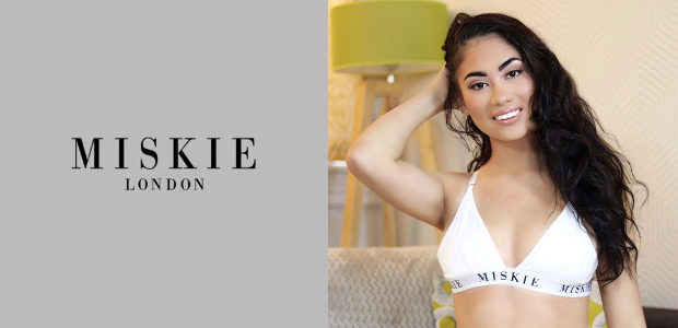 MISKIE LONDON. An Ideal Mother's Day Gift. Ulstra Soft Fabrics and light trims for ultimate comfort. Shop Miskie > www.miskielondon.com YOUTUBE | TWITTER | FACEBOOK | SNAPCHAT | INSTAGRAM | […]