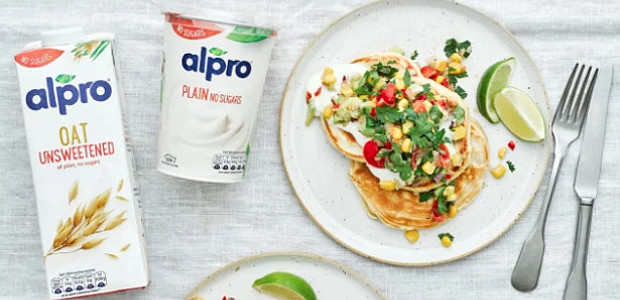 Pancake Recipes from Alpro Unsweetened range is the first-ever plant-based range of products with absolutely no sugars and no sweeteners. www.alpro.com FACEBOOK | TWITTER | INSTAGRAM | PINTEREST | YOUTUBE […]