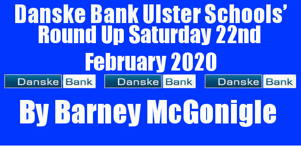 Danske Bank Ulster Schools' Round Up Saturday 22nd February 2020 To follow INTOUCH RUGBY on Facebook CLICK HERE to Follow InTouch Schools & Clubs Rugby in Ulster & Lifestyle Specials […]