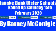 Danske Bank Ulster Schools' Round Up Saturday 15th February 2020 To follow INTOUCH RUGBY on Facebook CLICK HERE to Follow InTouch Schools & Clubs Rugby in Ulster & Lifestyle Specials […]