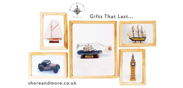 A Gift From Shore & More… Simply Delightful Ideas for Mother's Day ! shoreandmore.co.uk FACEBOOK | INSTAGRAM From the ancient times in history, gifts were always the best way to […]