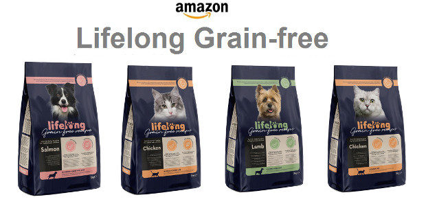 Lifelong Grain-free Amazon.co.uk launch NEW grain free range of dog and cat food Amazon.co.uk have added a range of grain-free pet food suitable for dogs and cats to their Lifelong […]