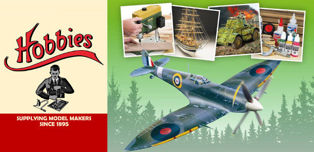 Leading model making supplier Hobbies marks 125th anniversary www.hobbies.co.uk FACEBOOK | TWITTER | INSTAGRAM Long standing provider of model and craft supplies, Hobbies, is celebrating its 125th anniversary this year. […]