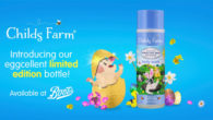 Eggstra Special: Childs Farm's Easter delight www.childsfarm.com FACEBOOK | INSTAGRAM | TWITTER | YOUTUBE Childs Farm, the UK's No.1* baby and child toiletries brand, has released an eggciting LIMITED EDITION […]