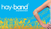 Give hay fever the heave-ho with Hay-Band www.hay-band.co.uk For many the warmer weather will come as a welcome relief, but if you're one of the 15 million people in the […]