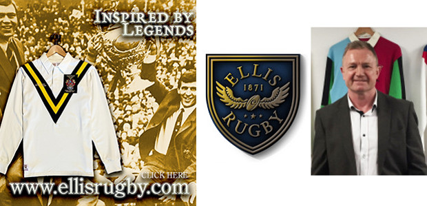 CLASSIC RUGBY UNION & RUGBY LEAGUE by ELLIS RUGBY . www.ellisrugby.com . A Pride In The Jersey Company. For the Menswear Style Podcast go to >> menswearstyle.buzzsprout.com/1068124/3824330-kevin-ellis-founder-of-ellis-rugby