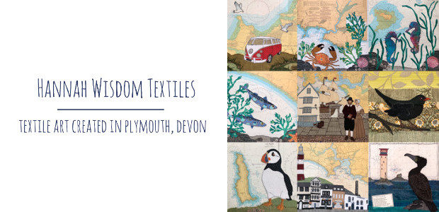 Wonderful Nautical themed gift items from Hannah Wisdom Textiles. Made using rescued and recycled fabrics sewn onto old discarded admiralty charts! www.hannahwisdomtextiles.com FACEBOOK | INSTAGRAM Hannah Wisdom is a textile […]