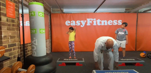 KARATE kids Sebastian and Scarlett Taylor are keeping fit during the Covid-19 lockdown – thanks to their dad's new workout routines. www.easygym.co.uk FACEBOOK | TWITTER | INSTAGRAM And now they […]