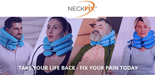 """NeckFix Travel Pillow $15.99/$21..57; www.amazon.com/neckfix or www.neck-fix.com According to chiropractors, """"text neck"""" is becoming an epidemic, causing an unhealthy head forward/shoulders rounded posture. NeckFix relaxes your neck muscles, delivers more […]"""