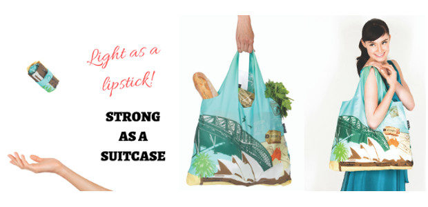 It arrived! A high-quality reusable bag that can match any fashion design clothes you wear and a perfect solution to plastic bags! Lighter than a lipstick, stronger than a suitcase. […]