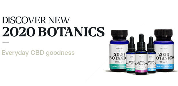 INDULGE IN THE EVERYDAY WITH THE LAUNCH OF 2020 BOTANICS: HIGH QUALITY CBD AT AN AFFORDABLE PRICE. www.cbdoilsuk.com FACEBOOK | TWITTER | INSTAGRAM CBDOilsUK is pleased to announce the launch […]