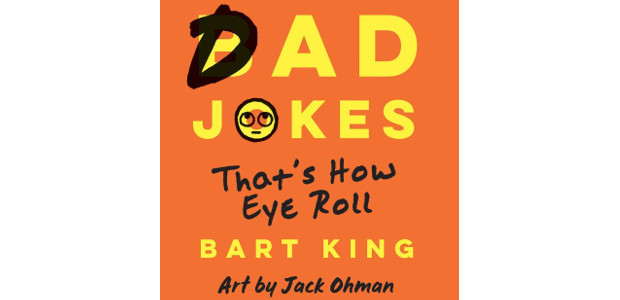 Gibbs Smith have a new book out this month that is perfect for dads! Bad Dad Jokes ! >> www.gibbs-smith.com/bad-dad-jokes Your favorite punster will love this goofy book, celebrating the […]