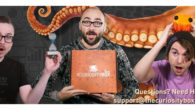 Curiosity Box: Hours of THOUGHTFUL At-Home Entertainment from education network Vsauce with over 24million YouTube subscribers >> www.curiositybox.com/#subscribe Curiosity Box (https://www.curiositybox.com/#subscribe), is a premium quarterly subscription box featuring viral physics […]