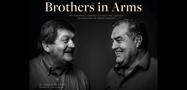 """BROTHERS IN ARMS"" RECEIVES WIDE ACCLAIM ON PUBLICATION A personal journey to meet the golden generation of French rugby Written by David Beresford Photography by Pierre Carton Foreword by Sean […]"
