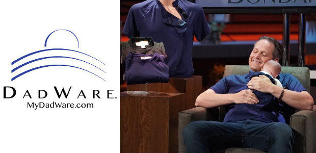 The Bondaroo by DadWare, is a Kangaroo shirt for Dads made to support skin to skin bonding with newborns for expecting Fathers and new Dads. www.mydadware.com FACEBOOK   TWITTER The […]