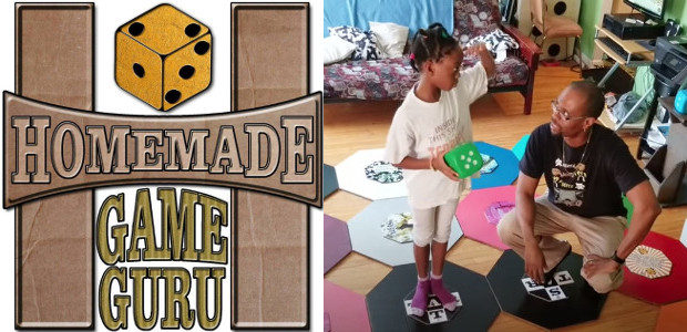 Giant Game Show Board Game YouTube Videos – Ideas For Staying Busy Luanga Nuwame is offering something unique and original www.handmadecardboardinnovations.com FACEBOOK   TWITTER   INSTAGRAM   YOUTUBE What he […]