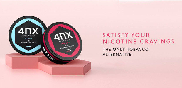 "If you are starting to think ""my health is suffering due to my incessent smoking"" then consider this very easy to use cessation aid 4NX ICY MINT Slim Nicotine Pouches […]"