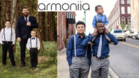 So Exciting! Armoniia have these awesome father and son matching tie and bow tie sets! Armoniia (www.armoniia.com) are an online apparel and accessories store with a focus on men's accessories. […]
