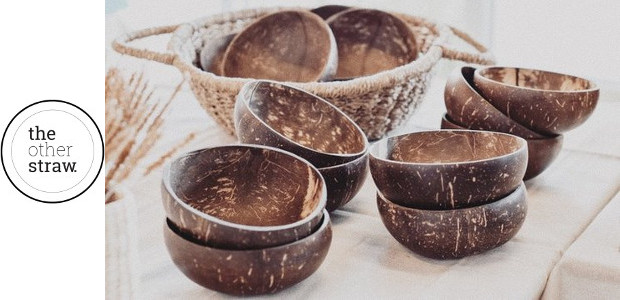 "The Other Straw Coconut Bowls (theotherstraw.com) are Ideal for those who are staycationing and who are increasing their sustainability footprint! theotherstraw.com/products/coconut-bowls FACEBOOK | INSTAGRAM ""These coconut bowls are so useful! […]"