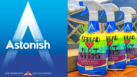 ASTONISH TRIGGER £100K DONATION TO NHS & has released an exciting NEW lock-down inspired, limited edition Antibacterial Cleanser spray www.astonishcleaners.co.uk Astonish has released an exciting NEW lock-down inspired, limited edition […]