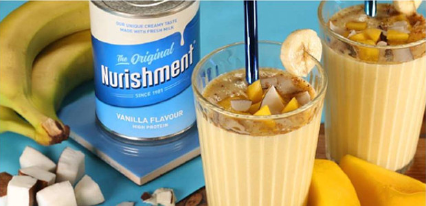 GET 'NURISHED' ON-THE-GO WITH BRAND NEW NURISHMENT BOTTLES! The UK has been enjoying Nurishment, the popular nutritionally enriched milk drink, for over 30 years, and now the brand, best known […]