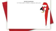 Personalised Christmas Cards… by Namoh London. Don't send a text, send a handwritten note! www.namoh.co.uk Personalised Notecards in Classic Designs: Classic Combination Texts are convenient but no where as personal […]