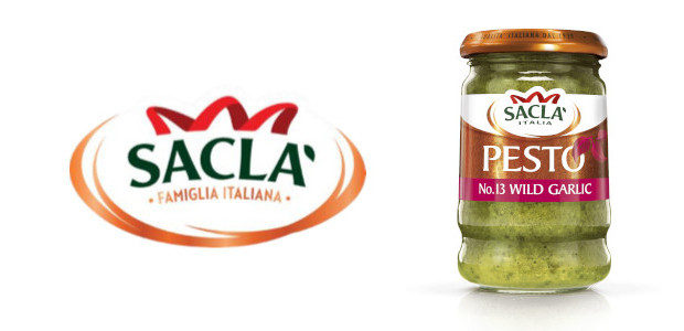 NEW SACLA' WILD GARLIC PESTO NEW August 2020. Hey Pesto! The flavour this little jar brings to the party is truly magic! www.sacla.co.uk Made with the fragrant broad green leaves, […]