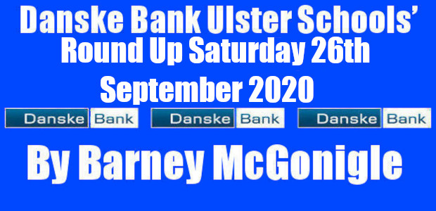 Danske Bank Ulster Schools' Round Up Saturday 26th September 2020 Following the U17 Development Training game some of the Wallace High School senior squad played against their Royal School, Armagh […]
