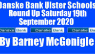 Danske Bank Ulster Schools' Round Up Saturday 19th September 2020 The first schoolboy game of the Danske Bank Ulster Schools' 2020/21 season took place on Saturday 16th September, at the […]