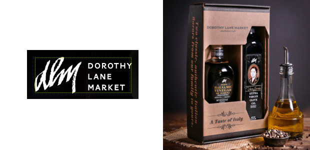 Dorothy Lane Market's Taste of Italy Gift Pack offers two authentic Italian flavors: Extra Virgin Olive Oil and Aged Balsamic Vinegar of Modena. shop.dorothylane.com Dorothy Lane Market's Vera Jane's Extra-Virgin […]