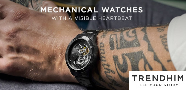 Trendhim . Dante Watches . Mechanical watches that move when you do… www.trendhim.com Accessories to us are everything a man can wear, except for his clothes. On Trendhim you'll find […]