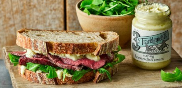 Tracklements NEW Scrumptious Sandwich Bundle will liven up back to school and work lunches. www.tracklements.co.uk INSTAGRAM   FACEBOOK   PINTEREST • Dill Mustard Sauce (140g) A classic made with fresh […]