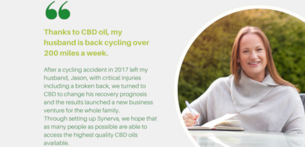 Synerva CBD Oils Competition Win CBD Oil Drops + Muscle & Joint Cream Combo THERE WILL BE 5 WINNERS – See Out Social posts to enter! www.synervacbdoils.co.uk Synerva are Suppliers […]