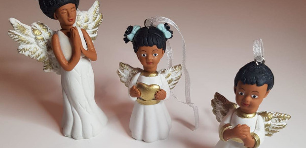 March Muses have created the only Christmas decorations in the U.K. of colour ranging from Black angels, Black choir boys, Black Nativity sets and Black Santas. They have 19 different […]