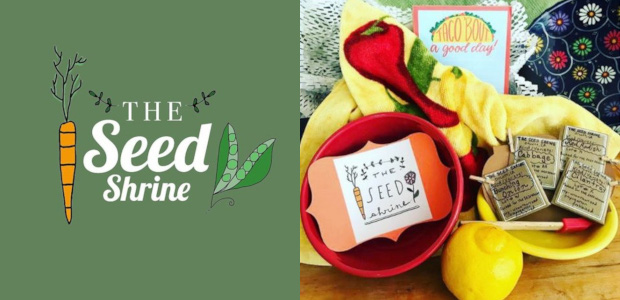 """Start 2021 WITH Wins from Seed Shrine >>> Seed subscription for the ultimate Victory Garden Audrey Hepburn said, """"To plant a garden is to believe in tomorrow"""" www.theseedshrine.com INSTAGRAM Audrey […]"""