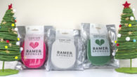 Stocking fillers for under £10 Ramer Sponges offer skincare gifts for the whole family this Christmas • Limited Edition Cranberry, Elf Green, Snow White and Midnight Blue colours in the […]