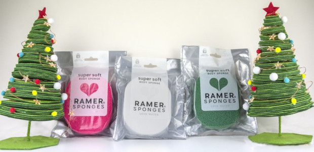 RAMER SPONGES…Stocking fillers for under £10 Ramer Sponges' TWO festive colours are back for Christmas >> www.ramersponges.com FACEBOOK | TWITTER | INSTAGRAM Gifts include: Limited Edition Super Soft Body Sponge […]