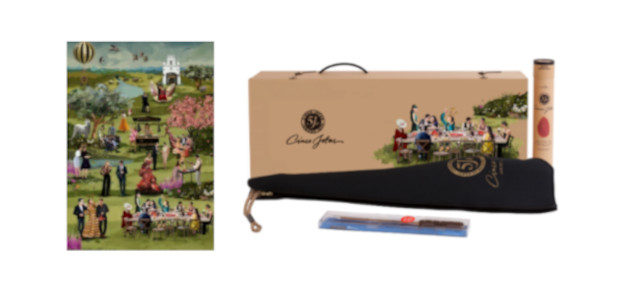 Cinco Jota unveils NEW Christmas 2020 collection inspired by surrealist art… www.cincojotas.co.uk World-famous gourmet heritage brand marries food with art in its premium, limited-edition 100% jamón ibérico Christmas collection, available […]