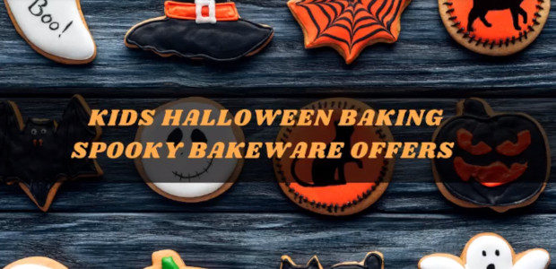 This scary fun Halloween cupcake kit has everything you need for frighteningly delicious moist Orange Chocolate Cupcakes. www.britainlovesbaking.com This scary fun Halloween cupcake kit has everything you need to for […]