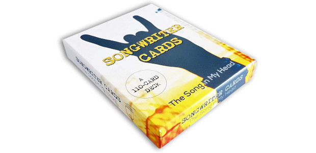 Songwriter Cards from The Song In My Head Ltd. The deck helps young, wannabe artists to write songs and has been designed and produced by two professional musicians. The cards […]
