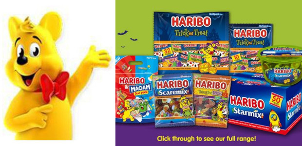 Have A Haribo Halloween !!!! But Open Them Only If You Dare To OMG They're Totally Petrifying!!!!!!!!!!!!! www.haribo.co.uk TWITTER | LINKEDIN | FACEBOOK HARIBO Trick or Treat (available in 160g […]