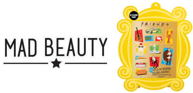 Check it out! Friends Advent Calender! >> www.madbeauty.com Mad Beauty. The home of truly inspirational cosmetic gifts, including Award winning Vintage Kellogs collection, Never Too Old Inspired by vintage Disney […]